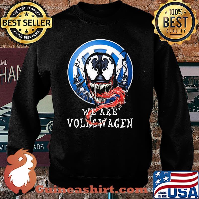 Skull We Are Volkswagen Shirt Sweater