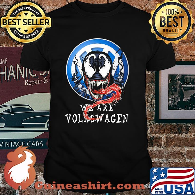 Skull We Are Volkswagen Shirt