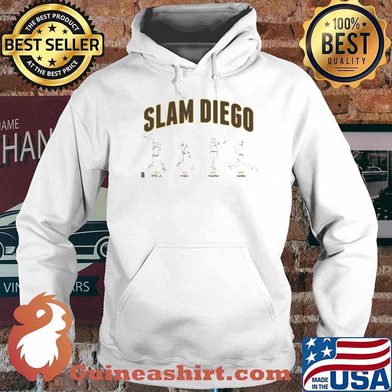 Slam Diego From Fernando Tatis Jr. Shirt Hoodie