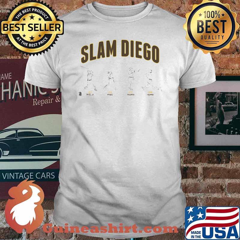 Slam Diego From Fernando Tatis Jr. Shirt