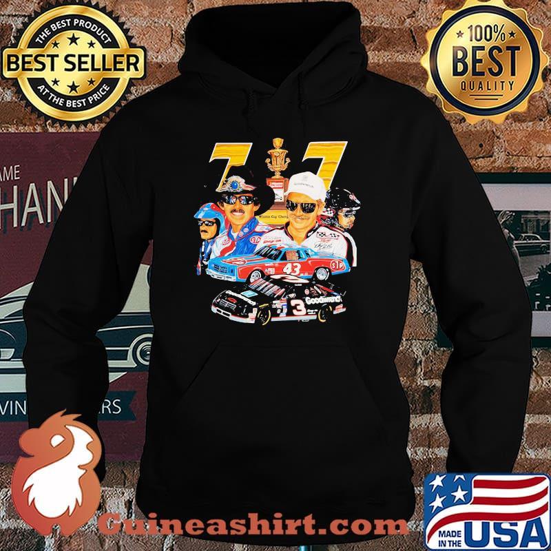 Team Racing Nascar Winston Champion Shirt Hoodie