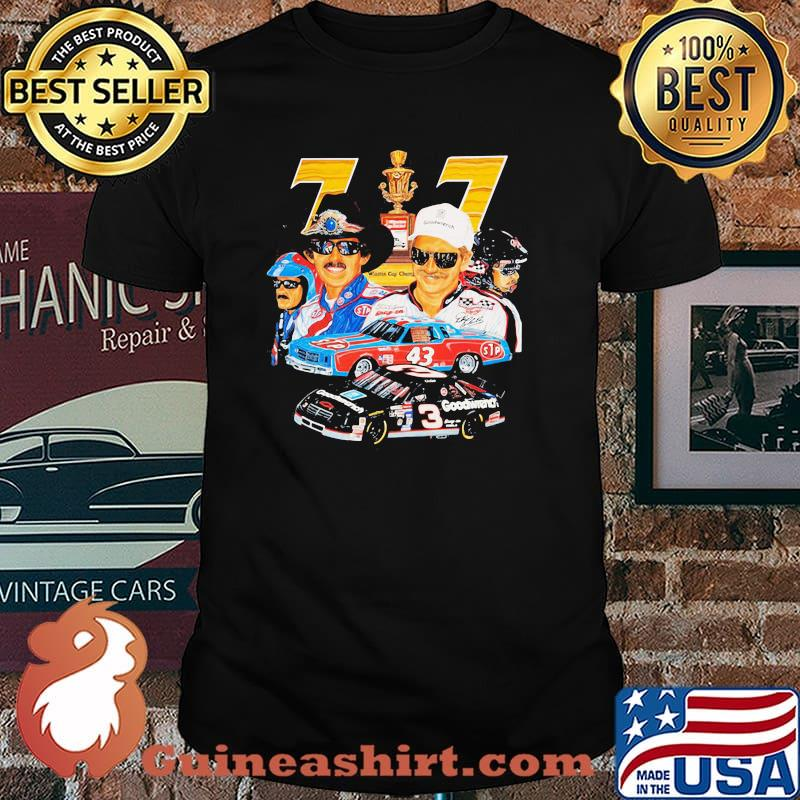 Team Racing Nascar Winston Champion Shirt