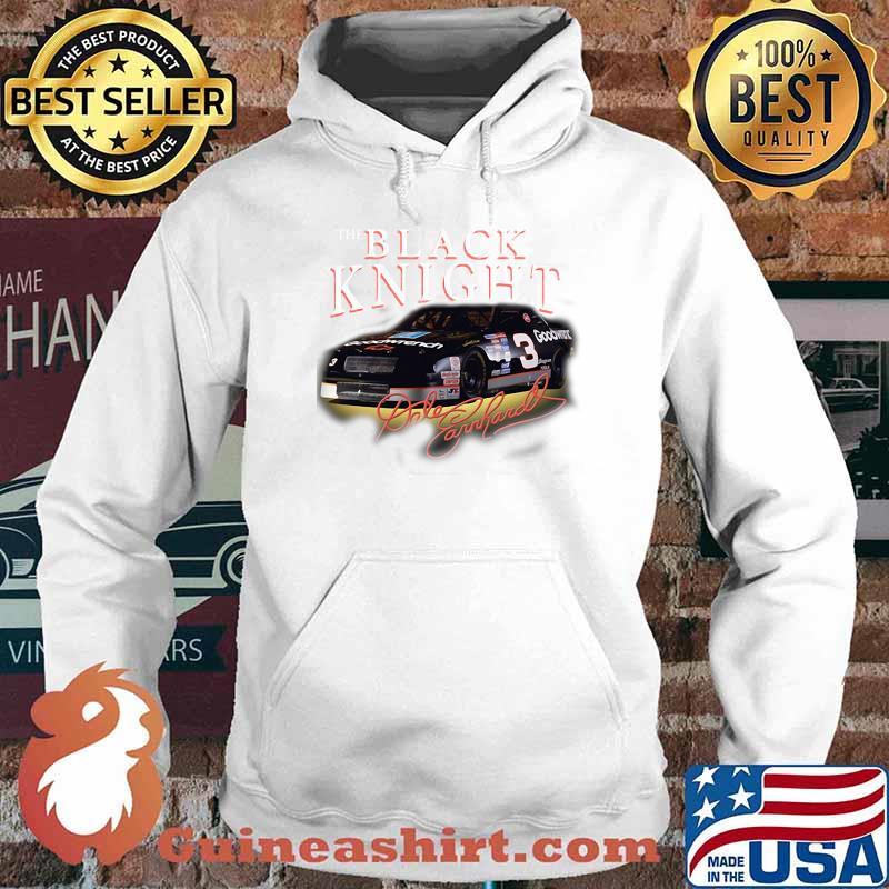 The Black Knight Dale Earnhardt Shirt Hoodie