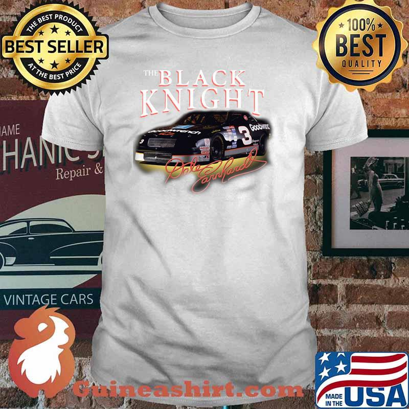The Black Knight Dale Earnhardt Shirt