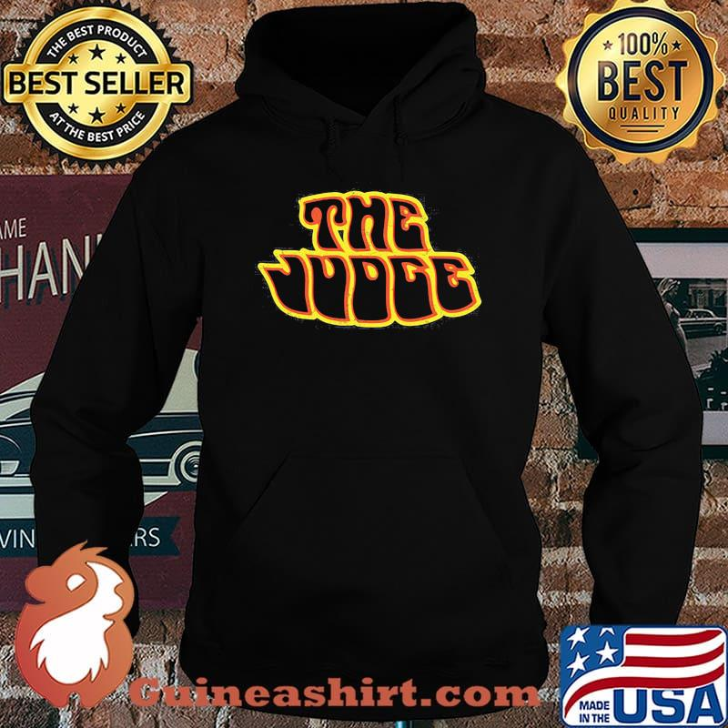 The Judge Logo Shirt Hoodie