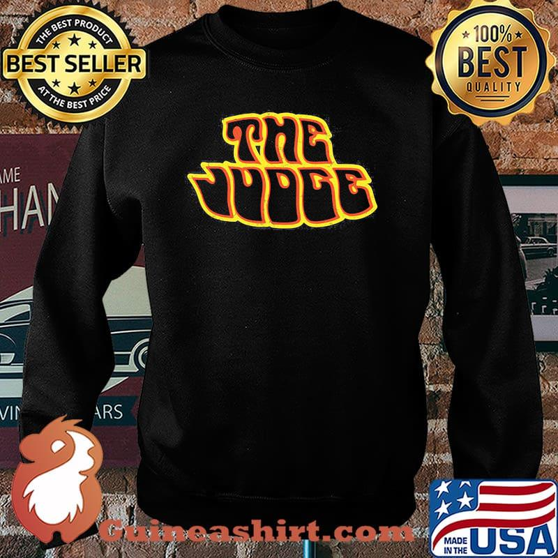 The Judge Logo Shirt Sweater