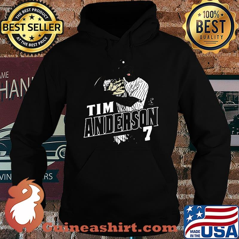 Tim Anderson Baseball Player Spotlight Shirt Hoodie