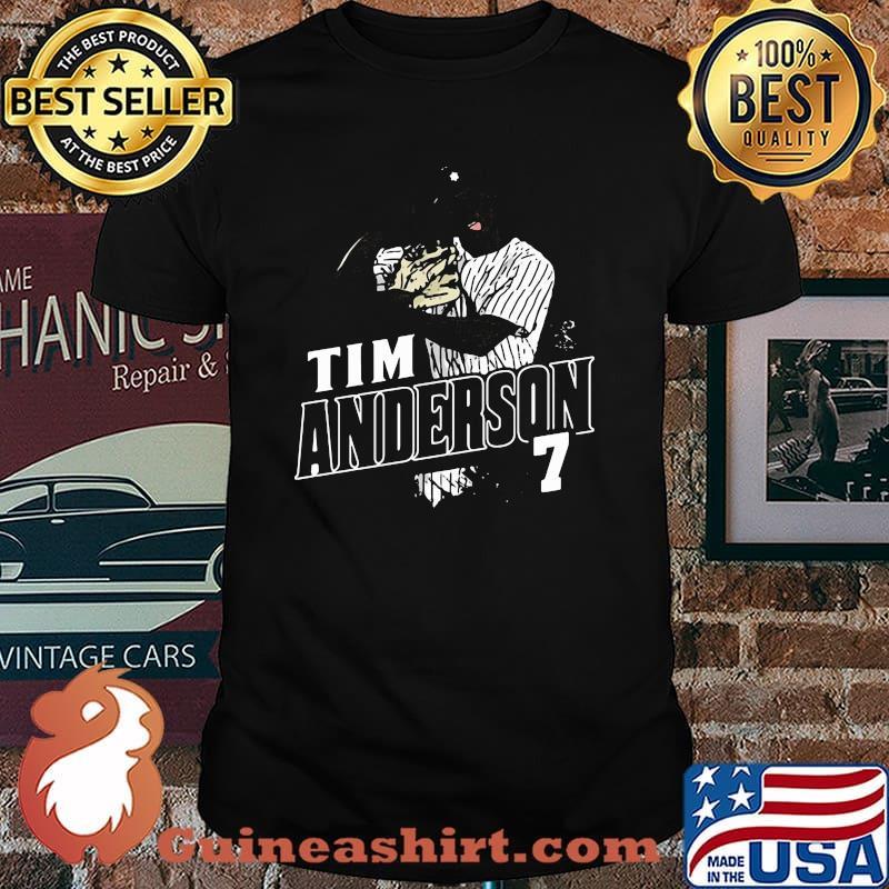 Tim Anderson Baseball Player Spotlight Shirt