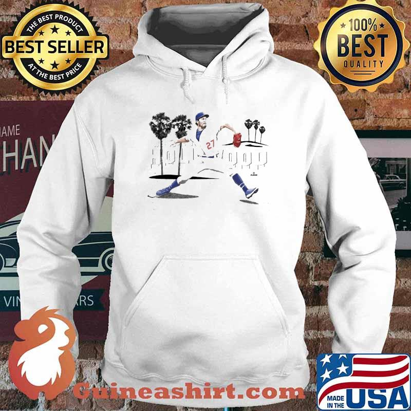 Trevor Bauer Welcome To Hollywood Shirt Hoodie