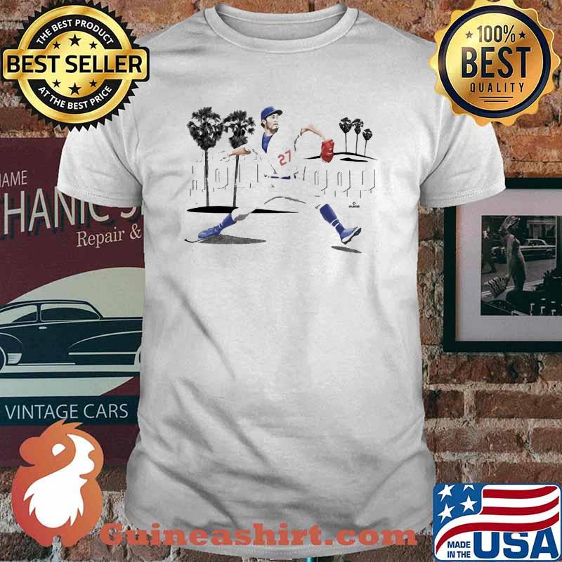 Trevor Bauer Welcome To Hollywood Shirt