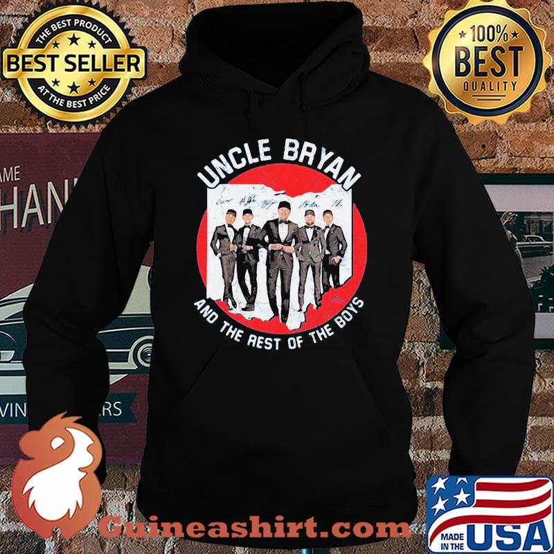 Uncle Bryan And The Rest Of The Boys Signature Shirt Hoodie