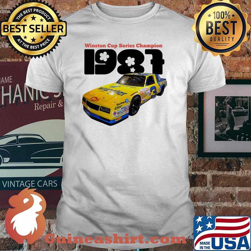 Winston Cup Series Champion 1987 Shirt