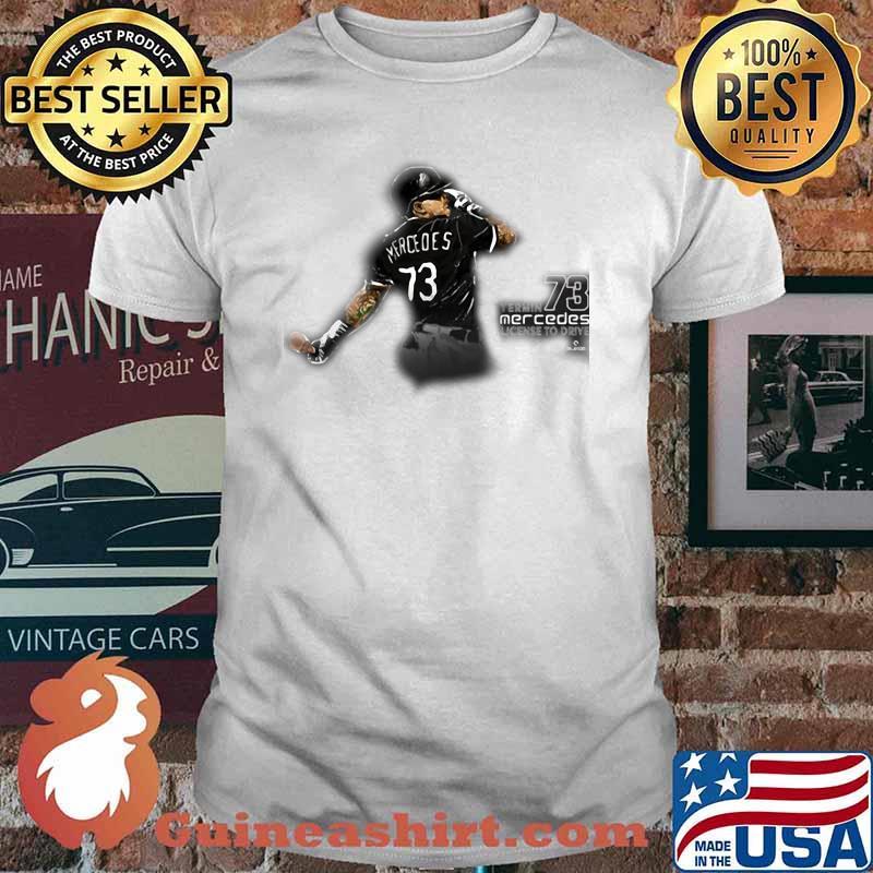 Yermín Mercedes License To Drive Baseball Player Spotlight Shirt