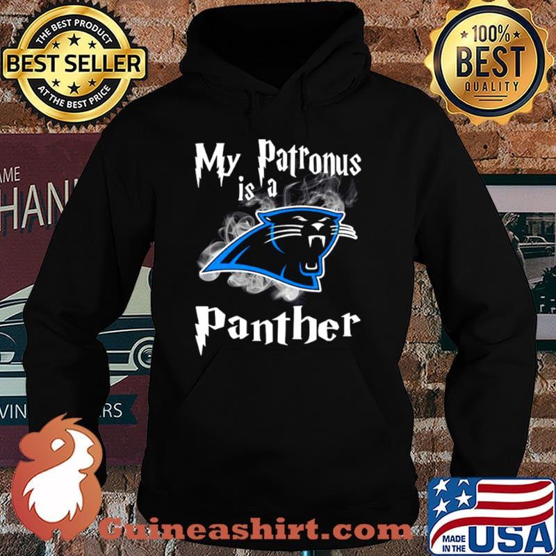 Carolina Panthers My Patronus Is A Panthers Hoodie