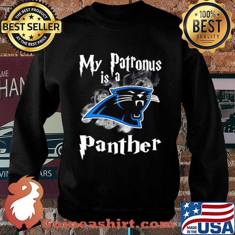 Carolina Panthers My Patronus Is A Panthers Sweater