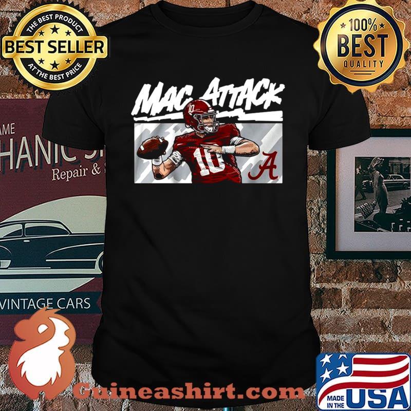 Alabama Football Mac Jones Football shirt