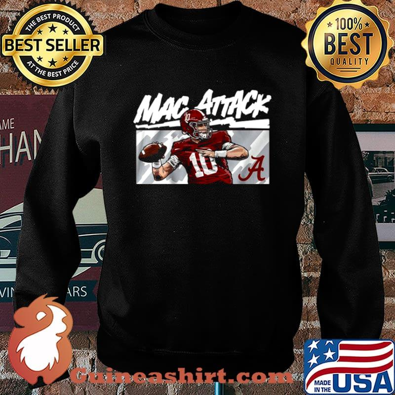 Alabama Football Mac Jones Football Sweater