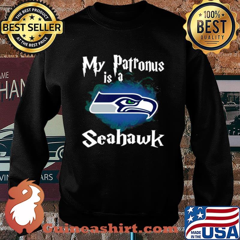 Seattle Seahawks My Patronus Is A Seahawks Sweater