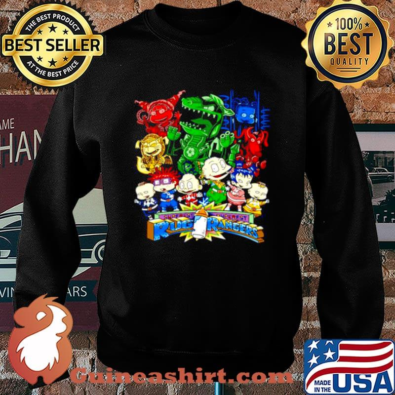 Superest ruperest Rugrangers Sweater