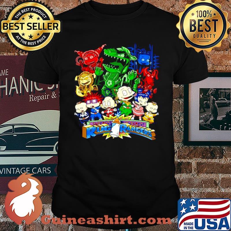 Superest ruperest Rugrangers shirt