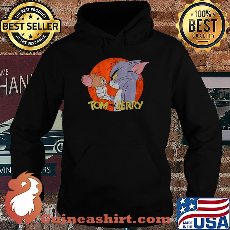 Tom And Jerry Funny Not Friends The Cat And Mouse Hoodie