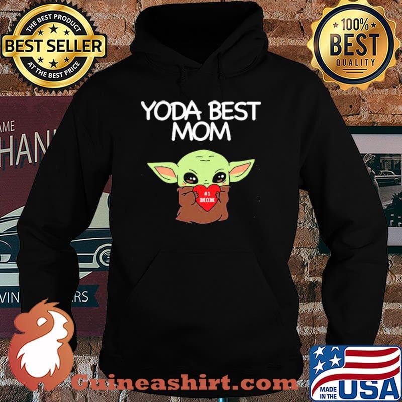 Yoda Best Mom Hoodie