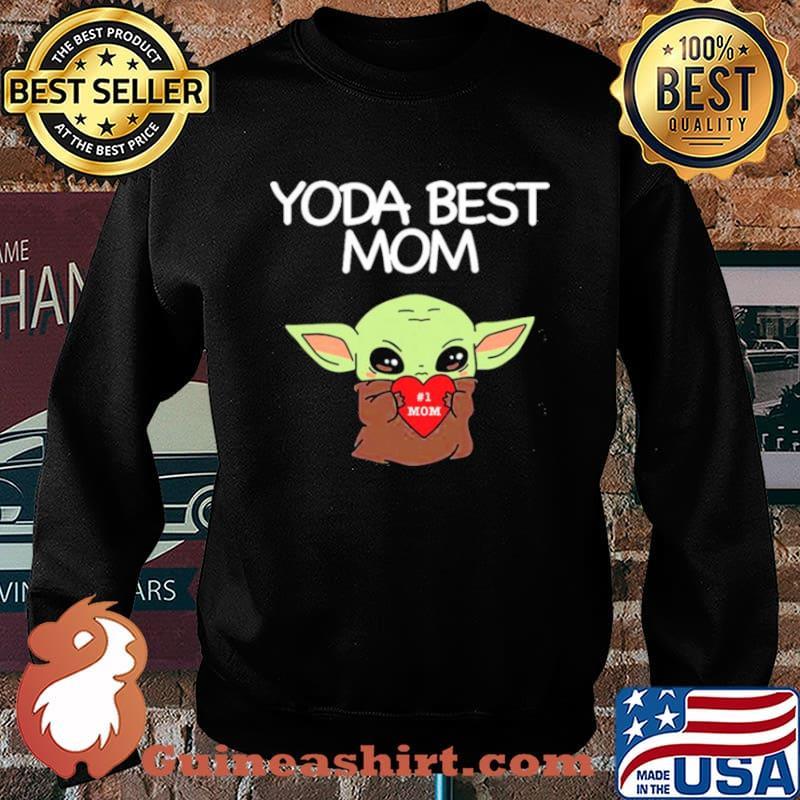 Yoda Best Mom Sweater