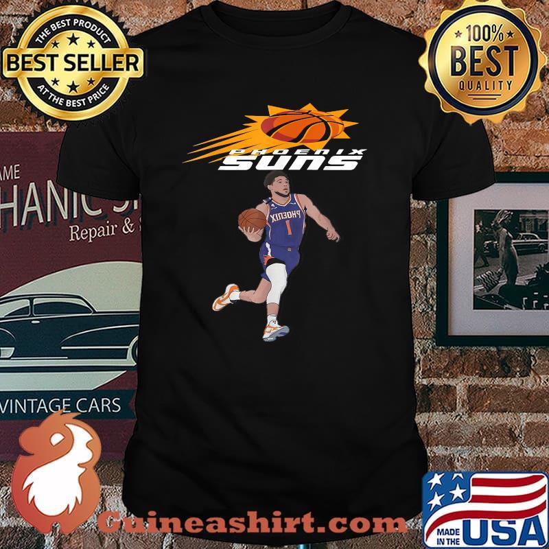 Phoenixes Suns Maillot The Valleys City Jersey T-Shirt
